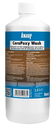 Cerapoxy Wash