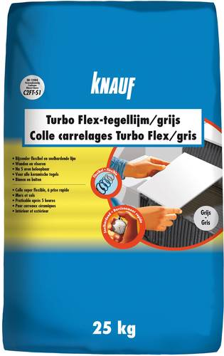 Colle carrelage Turbo-Flex