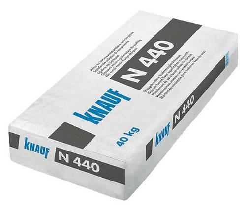 Chape de nivellement N440