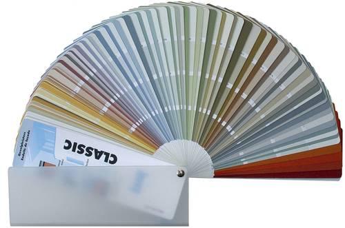 Carte des coloris